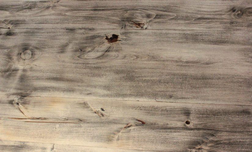 New alder wood finish
