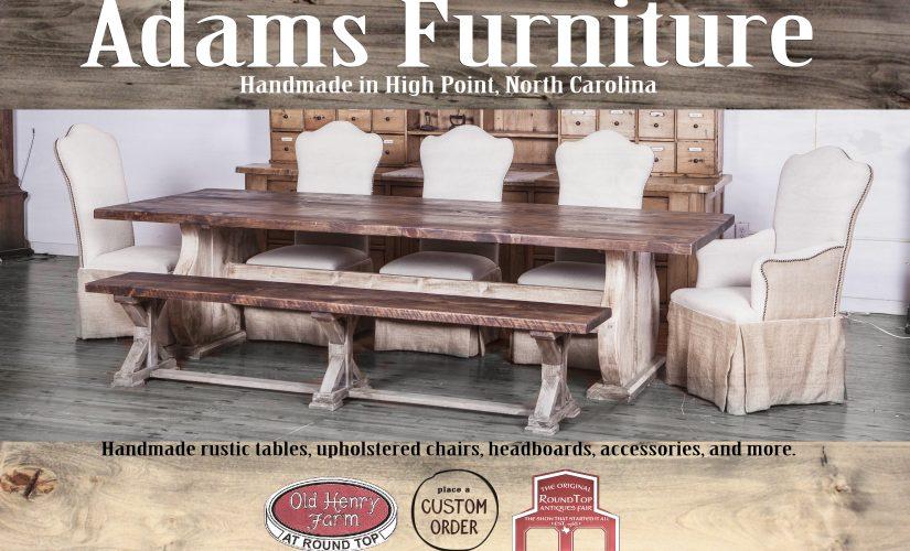 Round Top Texas Furniture Markets